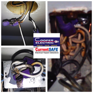 purple wire nut failures