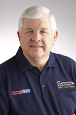 Greg Hyland Cooper Electric CurrentSAFE